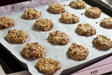 Oatmeal Banana Chocolate Breakfast Cookies step22