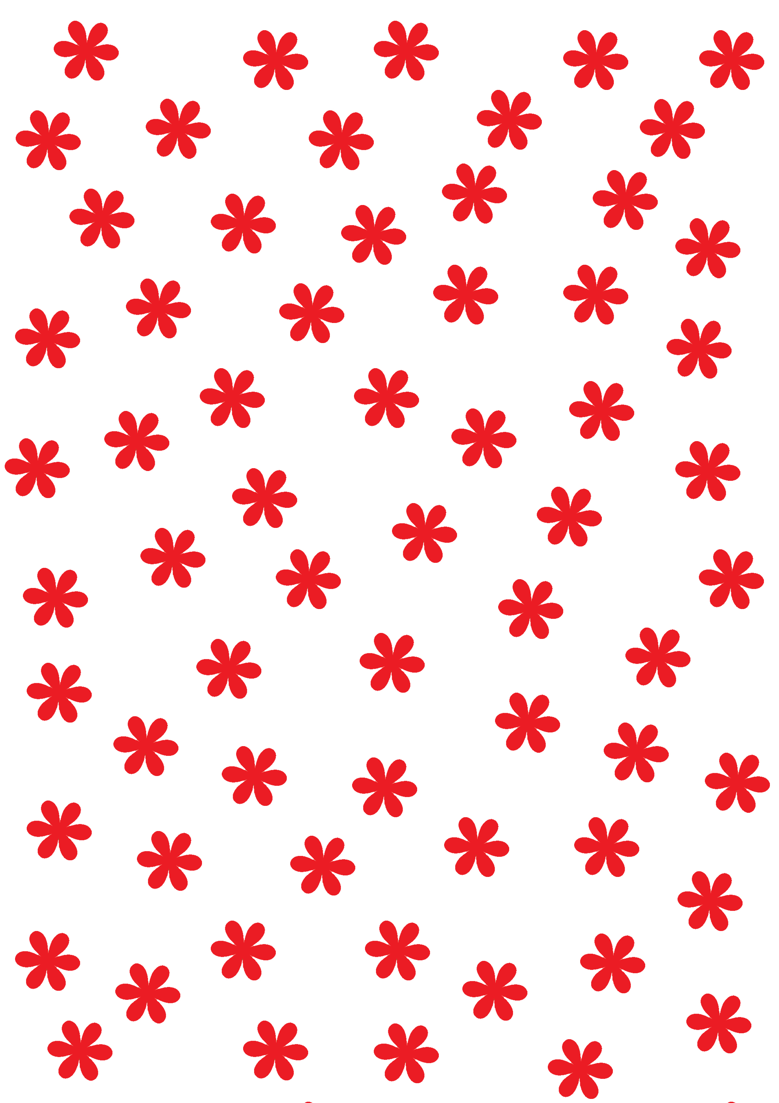 You Can Use The Flower Template I Ve Used Or Make Your Own